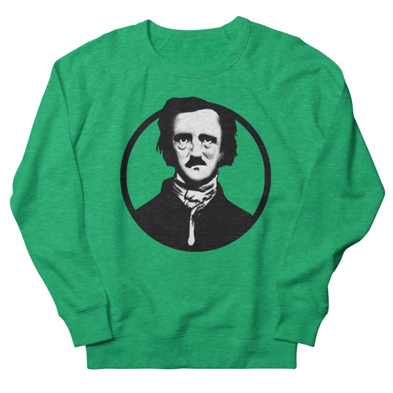 Poe Women's Sweatshirt by Zombie Rust's Artist Shop