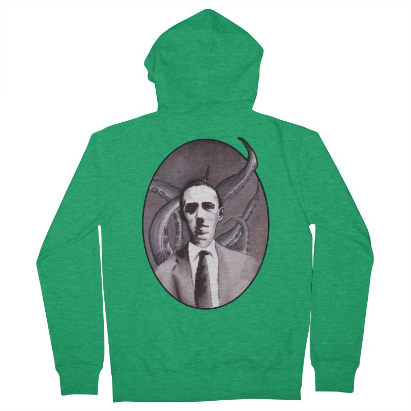 Shuddering At The Nameless Things Women's Zip-Up Hoody by Zombie Rust's Artist Shop