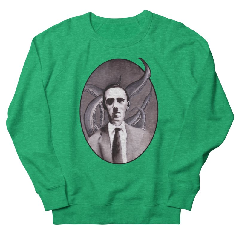 Shuddering At The Nameless Things Women's Sweatshirt by Zombie Rust's Artist Shop