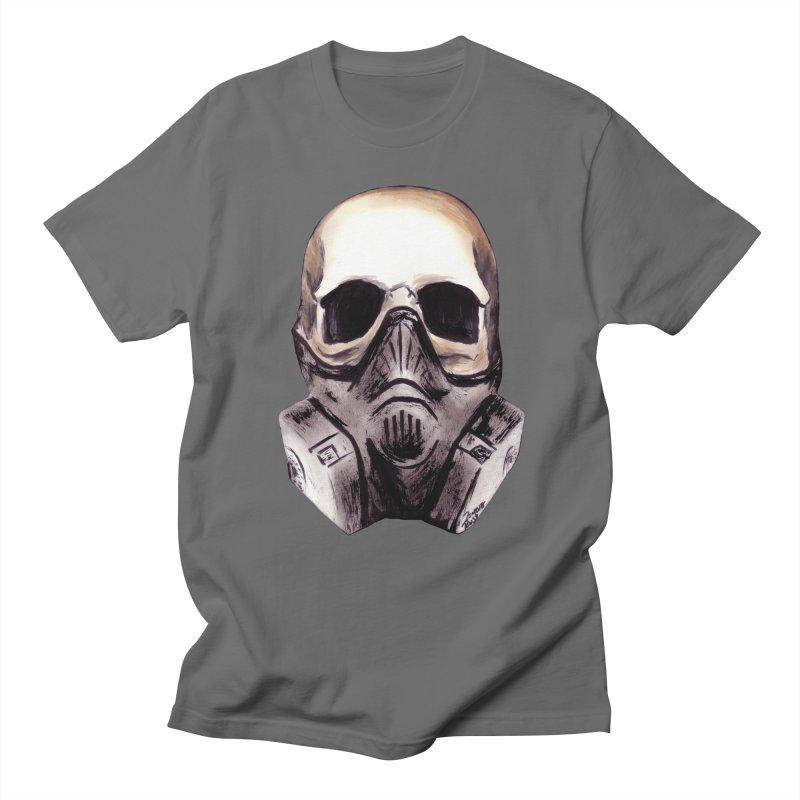 Apocalypse Men's T-Shirt by Zombie Rust's Artist Shop
