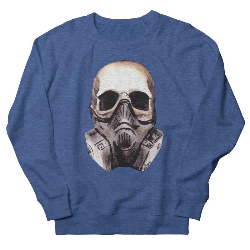 Apocalypse Men's Sweatshirt by Zombie Rust's Artist Shop