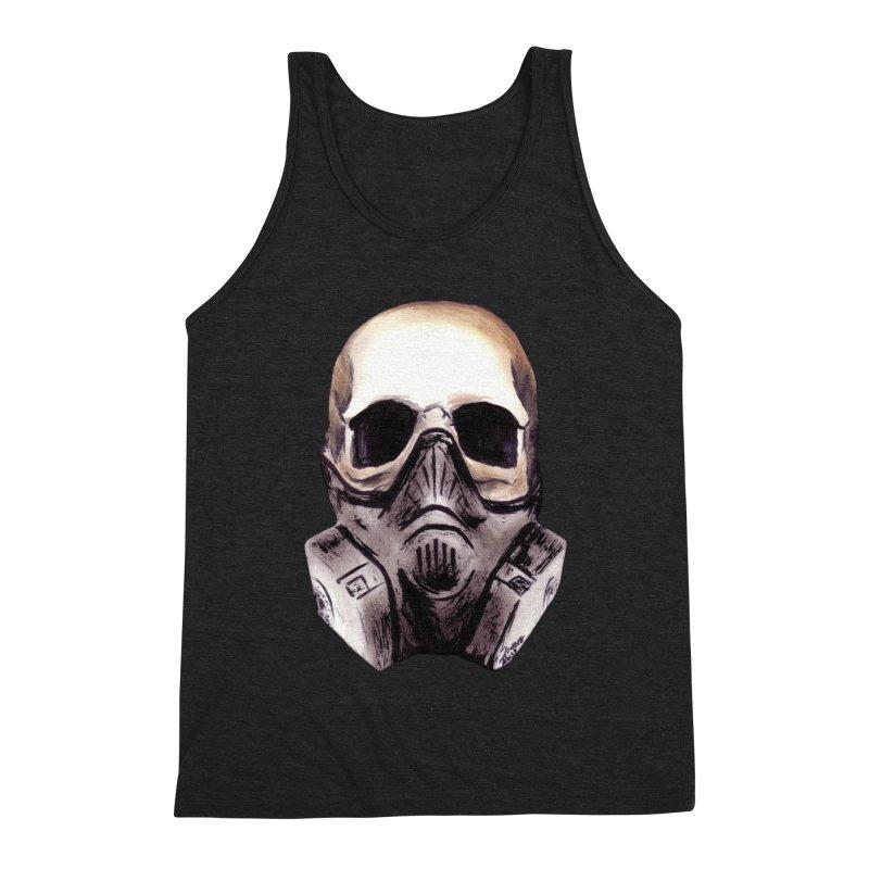Apocalypse Men's Tank by Zombie Rust's Artist Shop