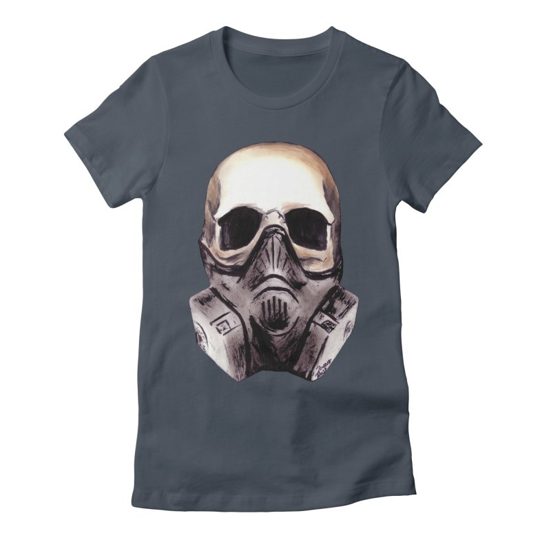 Apocalypse Women's T-Shirt by Zombie Rust's Artist Shop