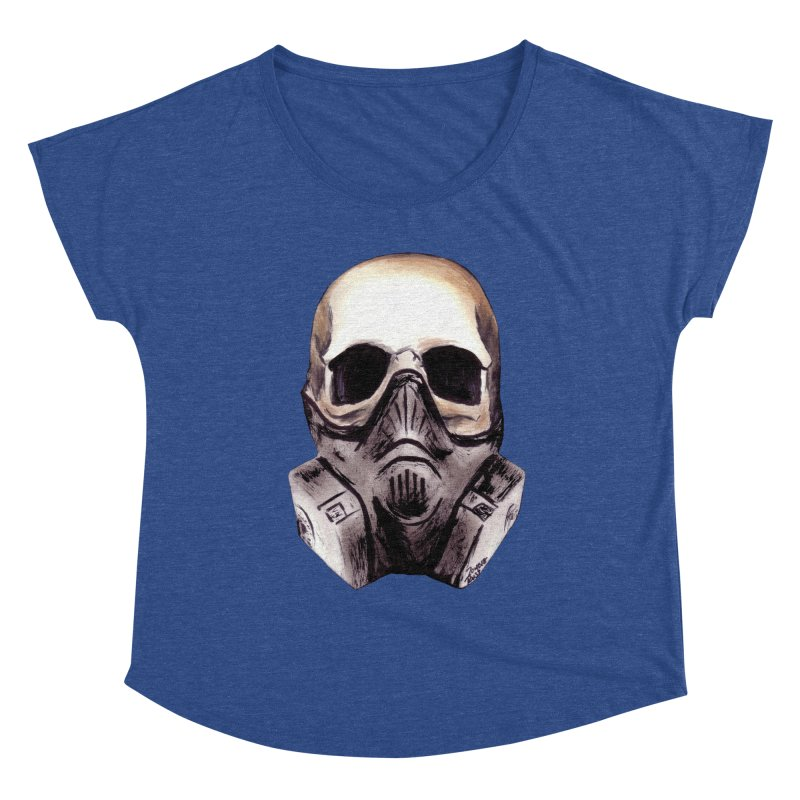 Apocalypse Women's Scoop Neck by Zombie Rust's Artist Shop