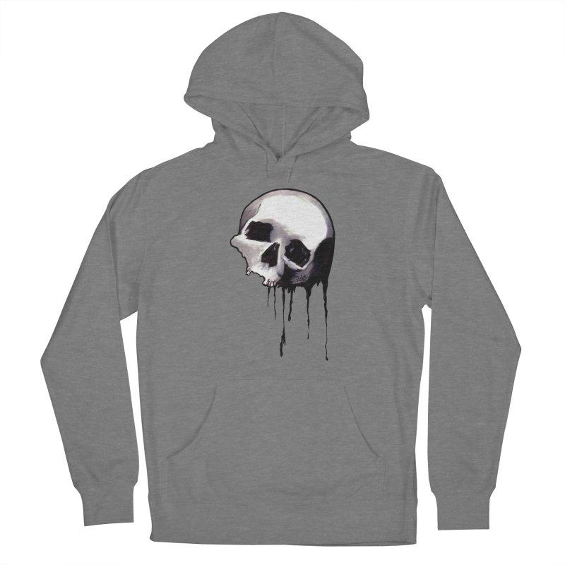 Bones VIII Women's Pullover Hoody by Zombie Rust's Artist Shop