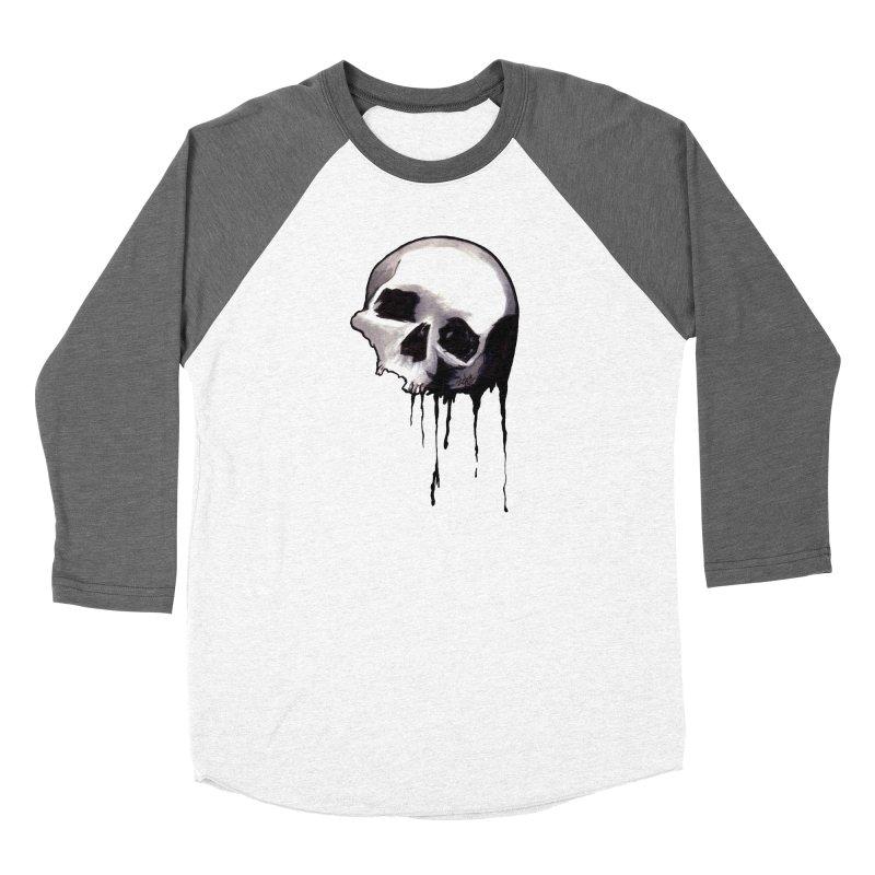 Bones VIII Women's Longsleeve T-Shirt by Zombie Rust's Artist Shop