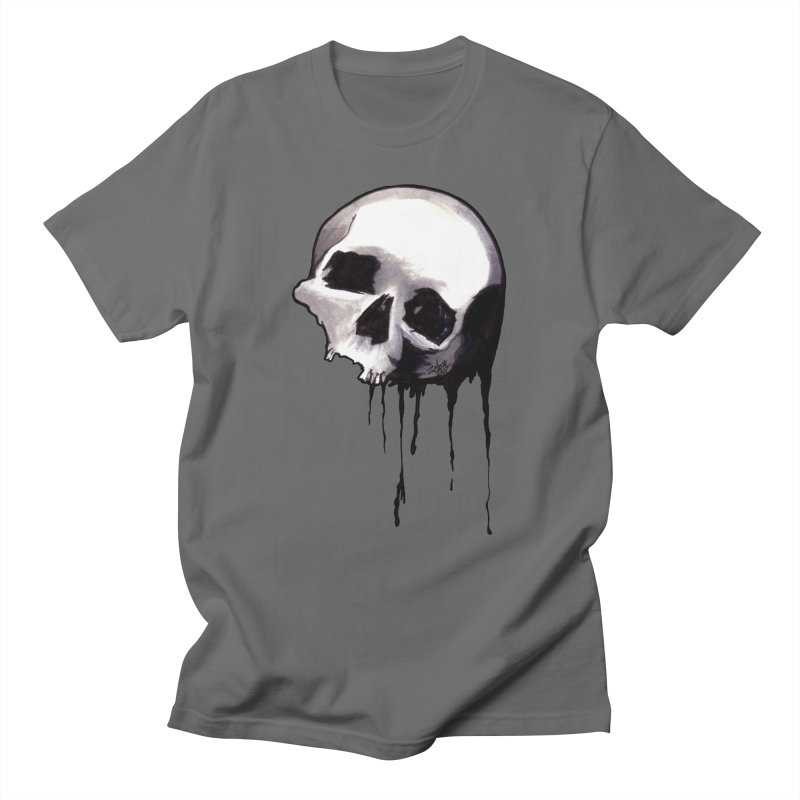 Bones VIII Men's T-Shirt by Zombie Rust's Artist Shop
