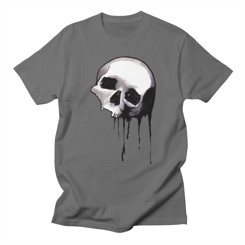 Bones VIII Men's T-Shirt by Zombie Rust's Artist Shop