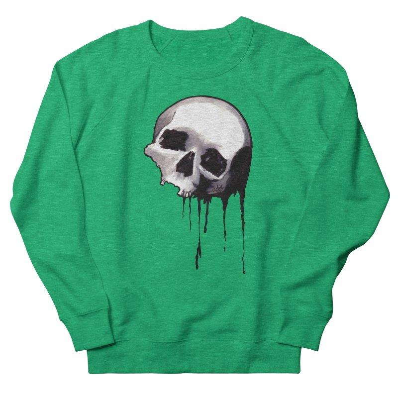 Bones VIII Women's Sweatshirt by Zombie Rust's Artist Shop