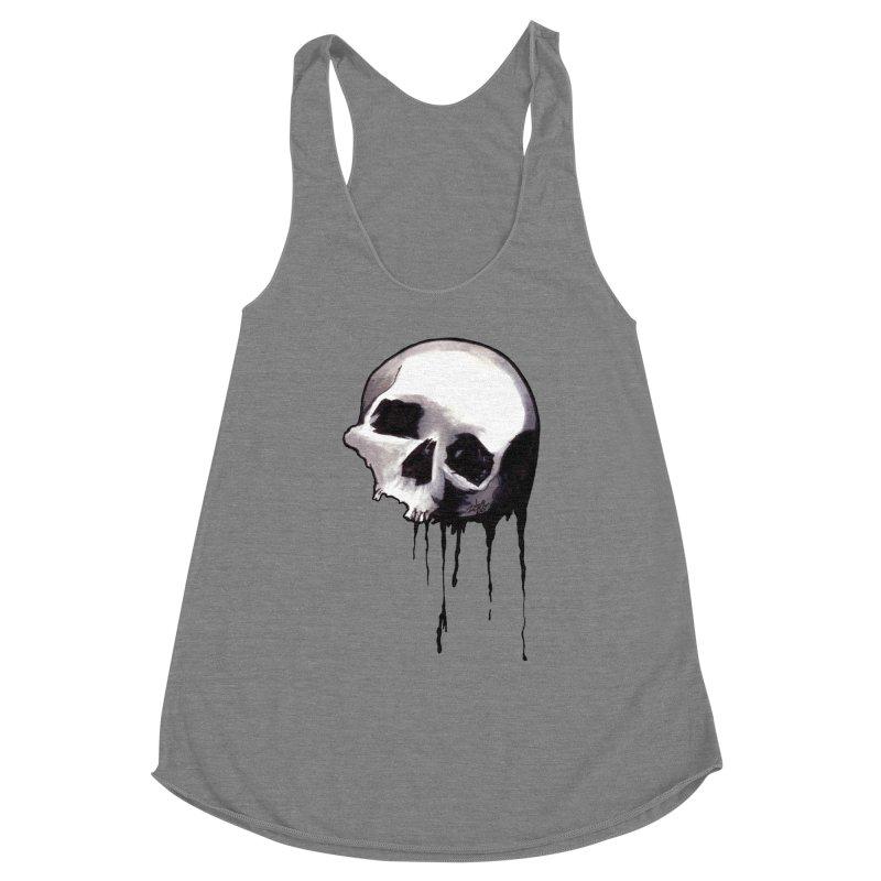 Bones VIII Women's Tank by Zombie Rust's Artist Shop