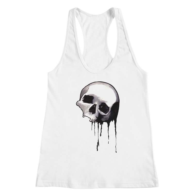 Bones VIII Women's Tank by Zombie Rust's Artist Shop