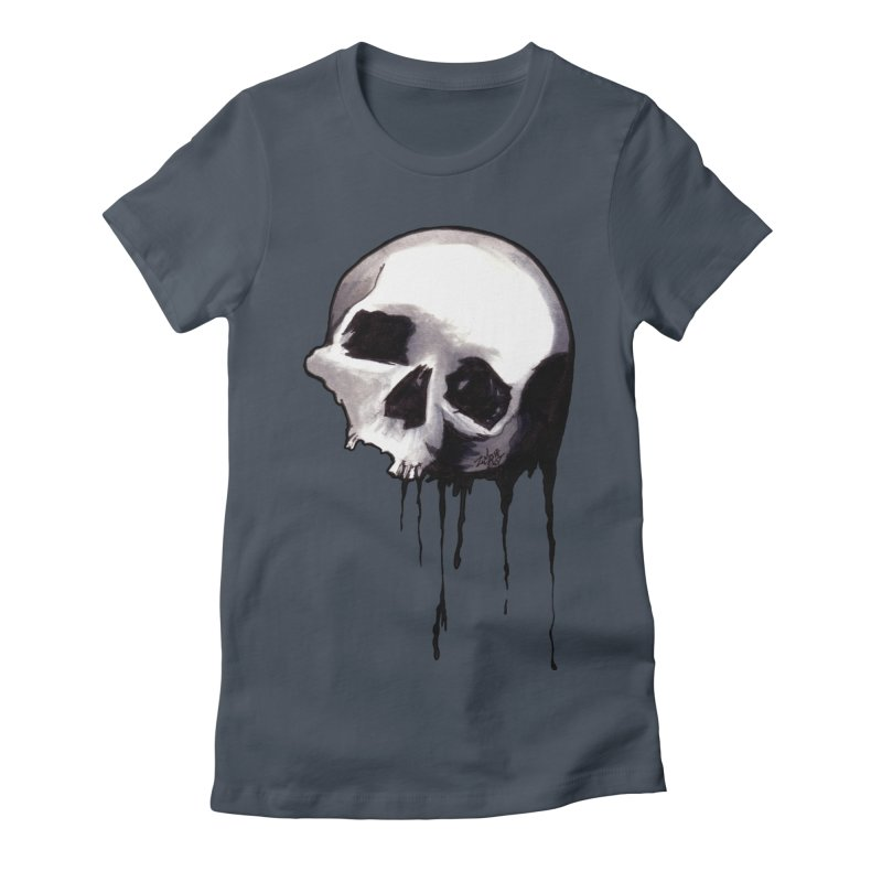 Bones VIII Women's T-Shirt by Zombie Rust's Artist Shop