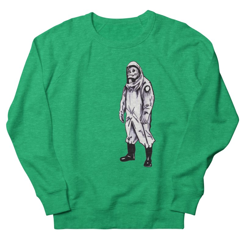 Contamination Women's Sweatshirt by Zombie Rust's Artist Shop
