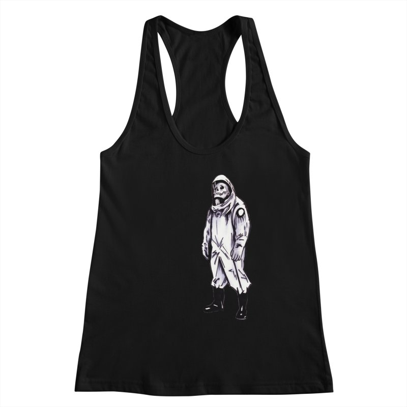 Contamination Women's Tank by Zombie Rust's Artist Shop