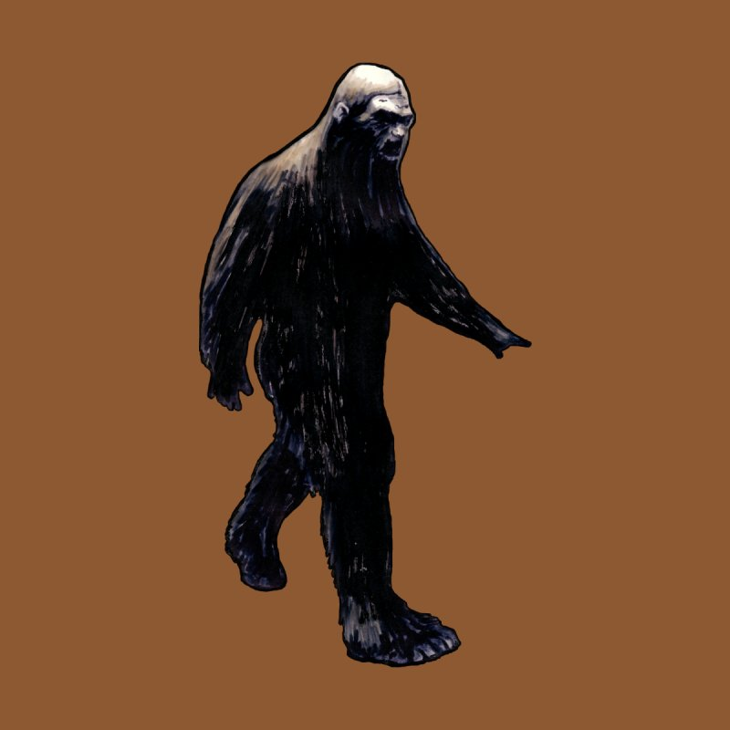 Bigfoot Men's Tank by Zombie Rust's Artist Shop