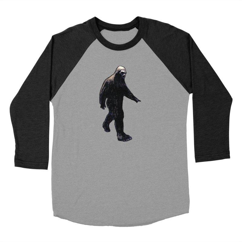 Bigfoot Women's Longsleeve T-Shirt by Zombie Rust's Artist Shop