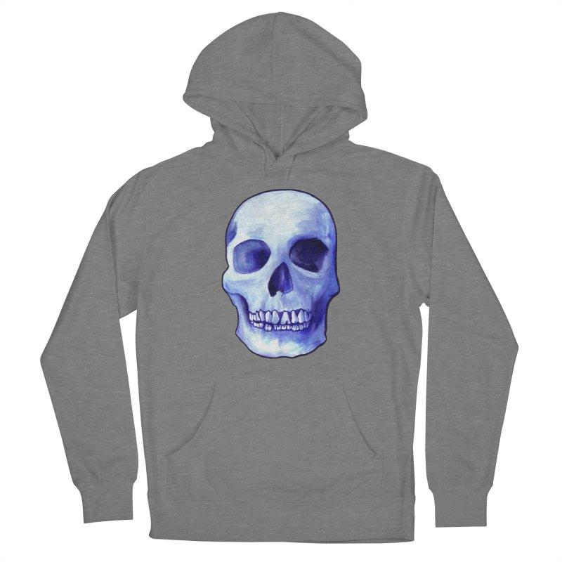 Bones IX Women's Pullover Hoody by Zombie Rust's Artist Shop