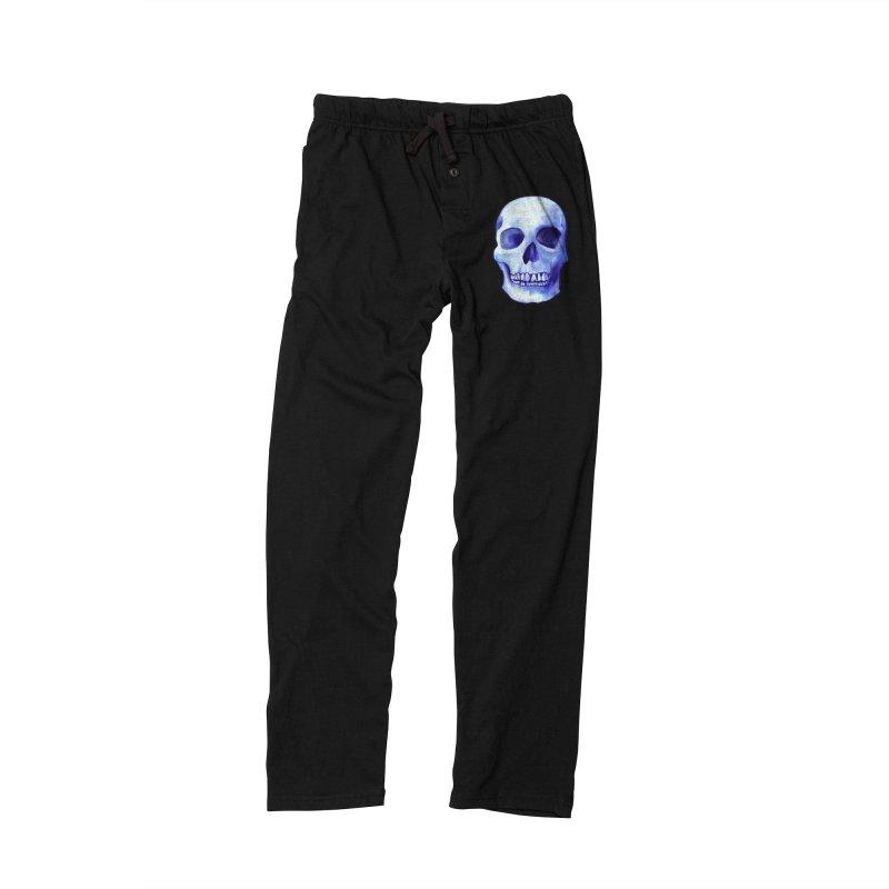 Bones IX Men's Lounge Pants by Zombie Rust's Artist Shop