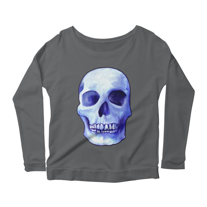 Bones IX Women's Longsleeve T-Shirt by Zombie Rust's Artist Shop