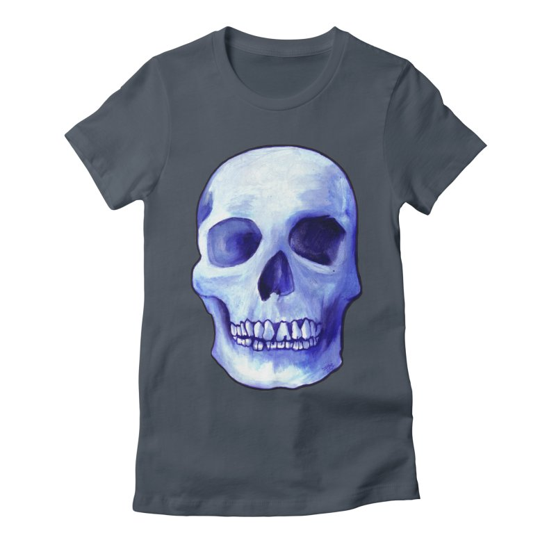 Bones IX Women's T-Shirt by Zombie Rust's Artist Shop