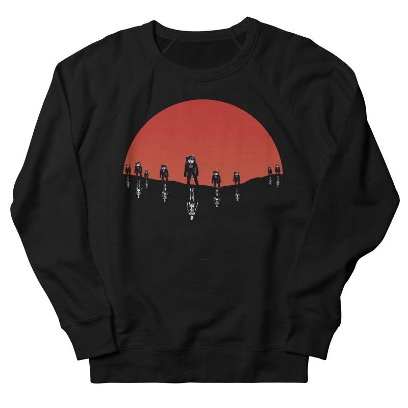 Something Strangely Familiar Women's Sweatshirt by Zombie Rust's Artist Shop