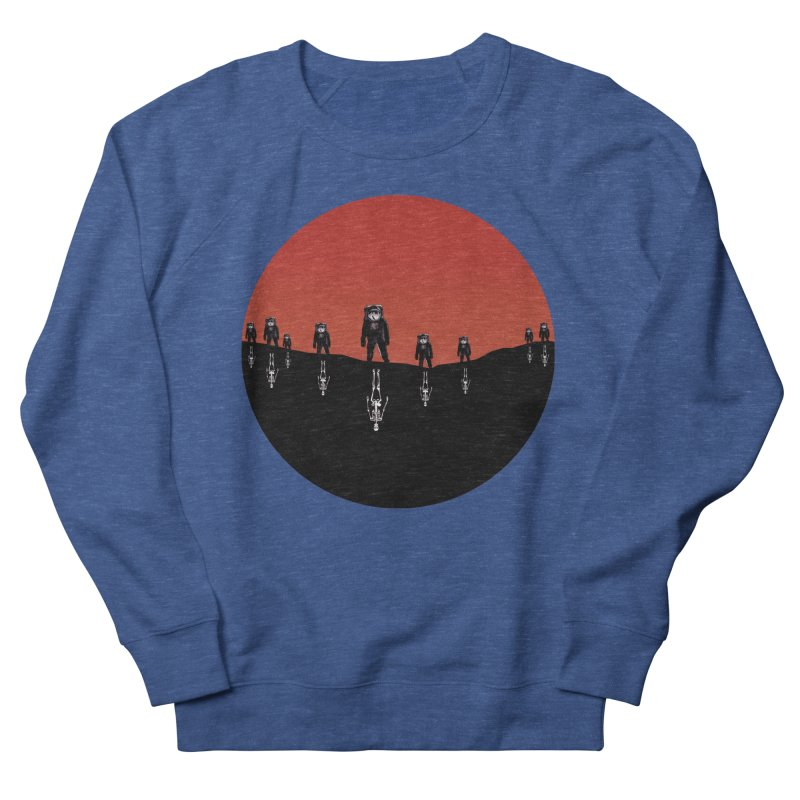Something Strangely Familiar Men's Sweatshirt by Zombie Rust's Artist Shop