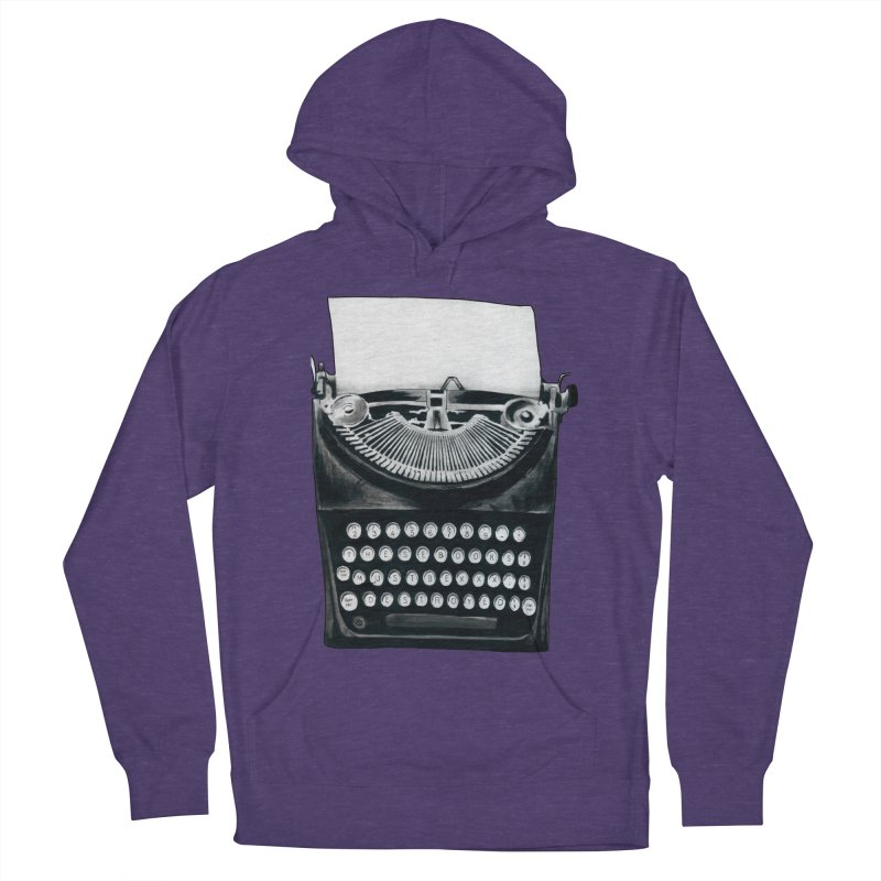 These Books Must Be Destroyed! Women's French Terry Pullover Hoody by Zombie Rust's Artist Shop
