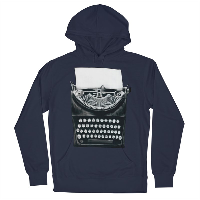 These Books Must Be Destroyed! Men's French Terry Pullover Hoody by Zombie Rust's Artist Shop