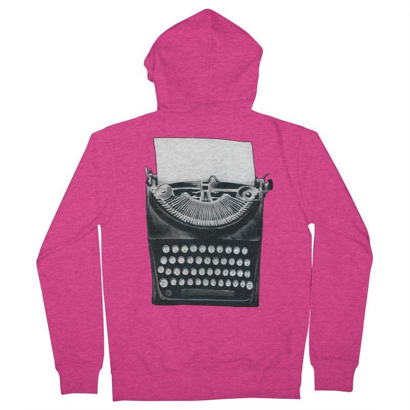 These Books Must Be Destroyed! Women's Zip-Up Hoody by Zombie Rust's Artist Shop
