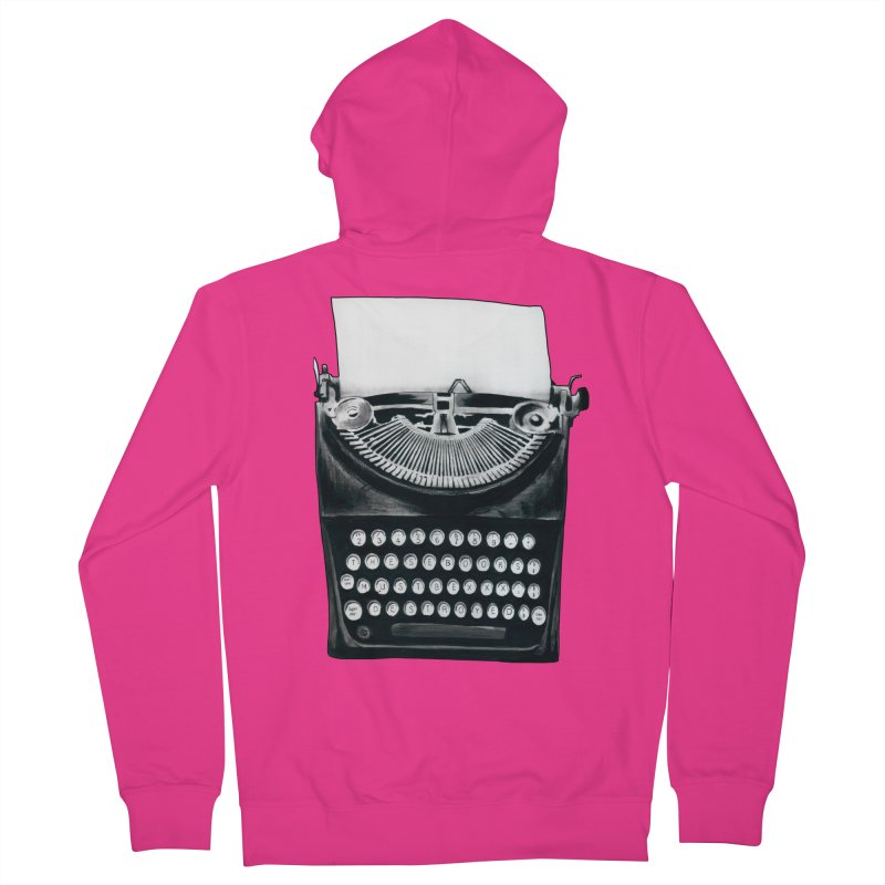 These Books Must Be Destroyed! Men's Zip-Up Hoody by Zombie Rust's Artist Shop