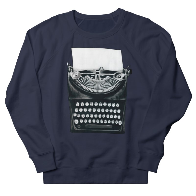 These Books Must Be Destroyed! Women's French Terry Sweatshirt by Zombie Rust's Artist Shop