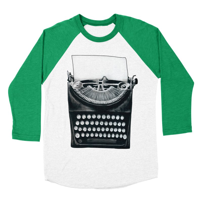 These Books Must Be Destroyed! Women's Baseball Triblend Longsleeve T-Shirt by Zombie Rust's Artist Shop