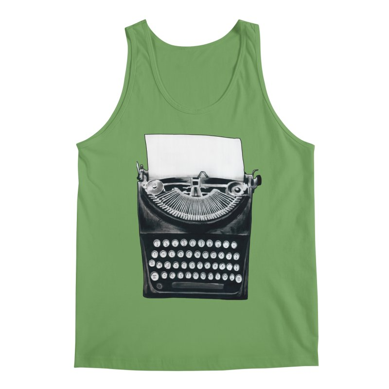 These Books Must Be Destroyed! Men's Tank by Zombie Rust's Artist Shop