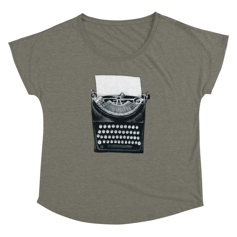 These Books Must Be Destroyed! Women's Dolman Scoop Neck by Zombie Rust's Artist Shop