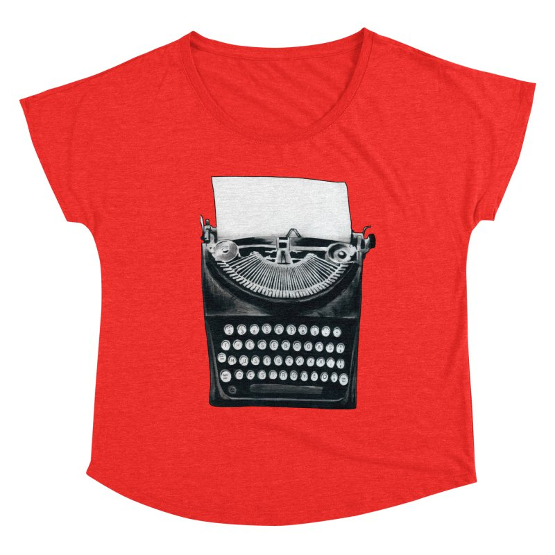 These Books Must Be Destroyed! Women's Scoop Neck by Zombie Rust's Artist Shop