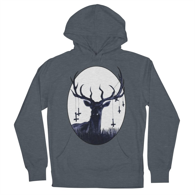 Destiny Waster Hits Nadir Women's French Terry Pullover Hoody by Zombie Rust's Artist Shop