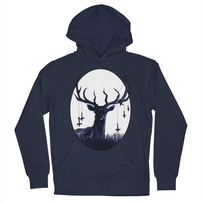 Destiny Waster Hits Nadir Men's French Terry Pullover Hoody by Zombie Rust's Artist Shop