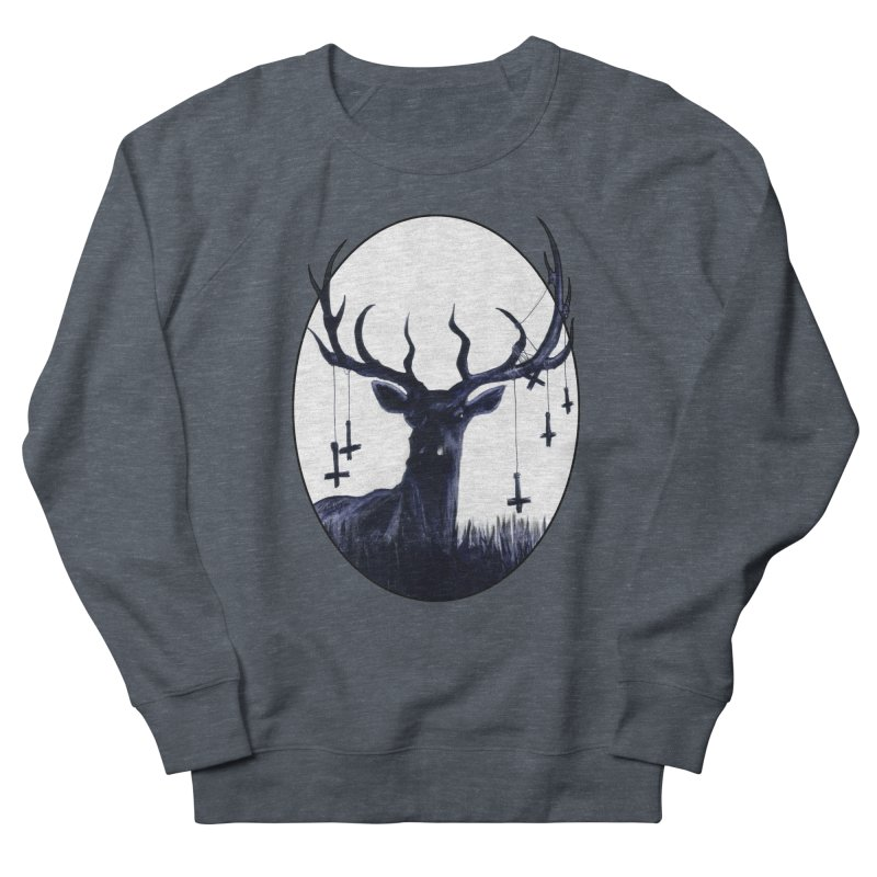 Destiny Waster Hits Nadir Women's French Terry Sweatshirt by Zombie Rust's Artist Shop