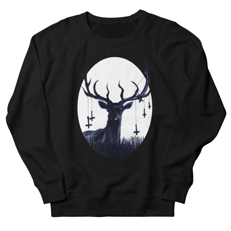 Destiny Waster Hits Nadir Men's French Terry Sweatshirt by Zombie Rust's Artist Shop