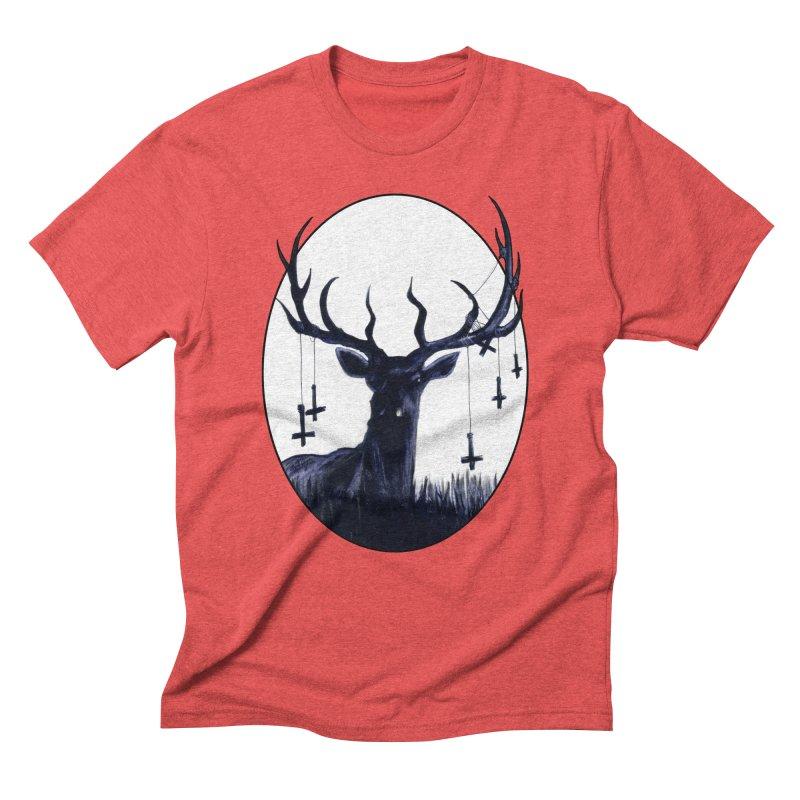 Destiny Waster Hits Nadir Men's Triblend T-Shirt by Zombie Rust's Artist Shop