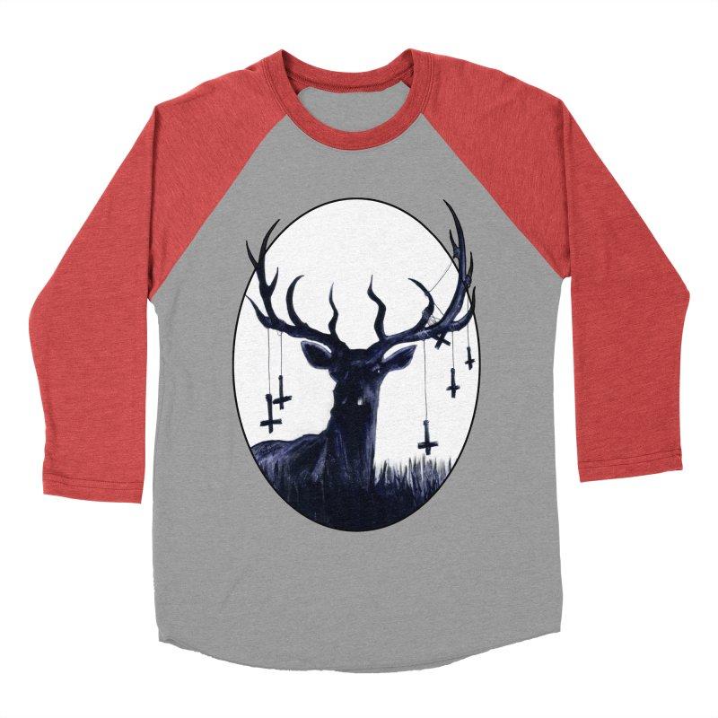 Destiny Waster Hits Nadir Men's Baseball Triblend T-Shirt by Zombie Rust's Artist Shop