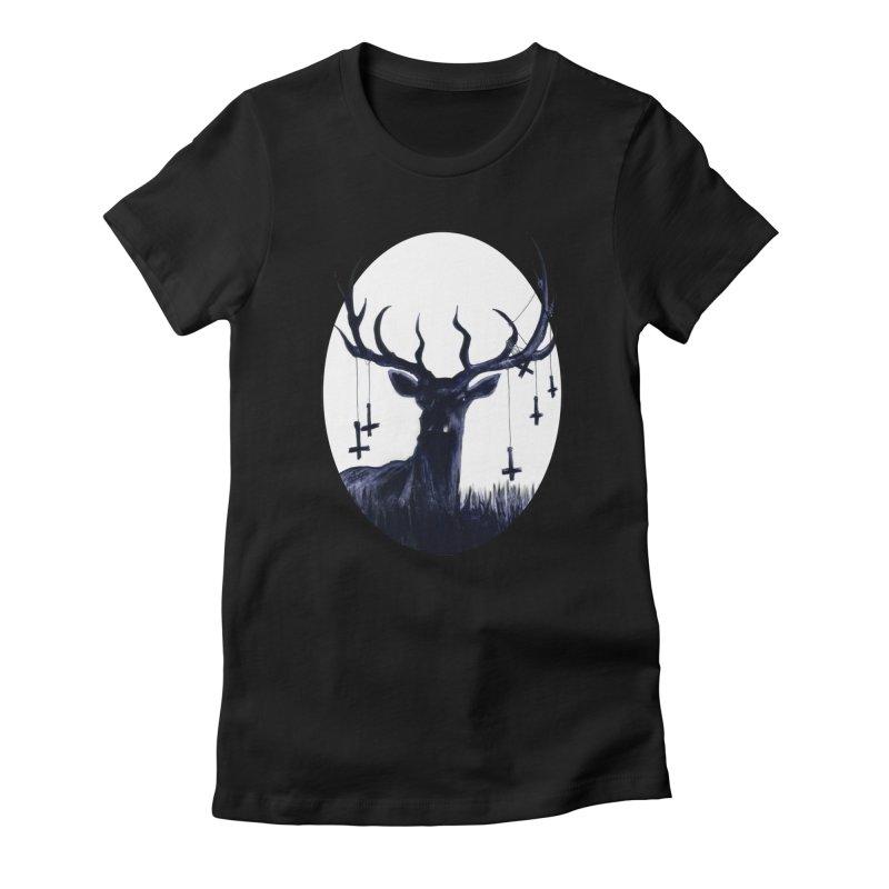 Destiny Waster Hits Nadir Women's T-Shirt by Zombie Rust's Artist Shop