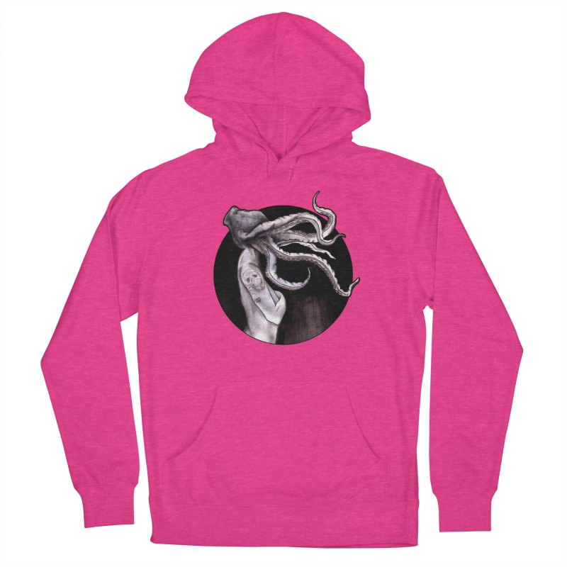 Something Touched Me And I Was Only Sleeping Men's Pullover Hoody by Zombie Rust's Artist Shop