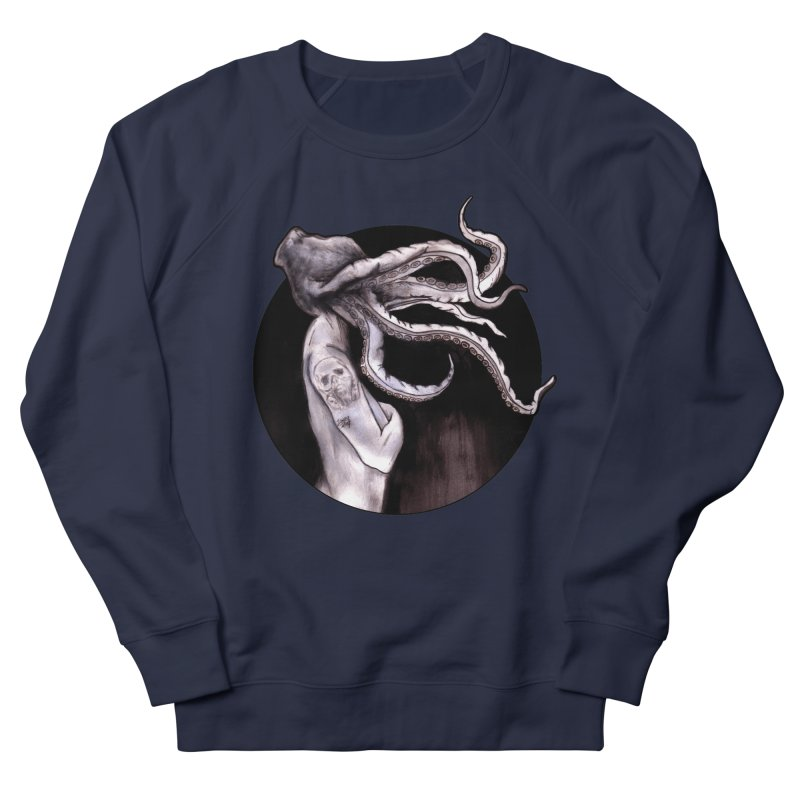 Something Touched Me And I Was Only Sleeping Women's French Terry Sweatshirt by Zombie Rust's Artist Shop