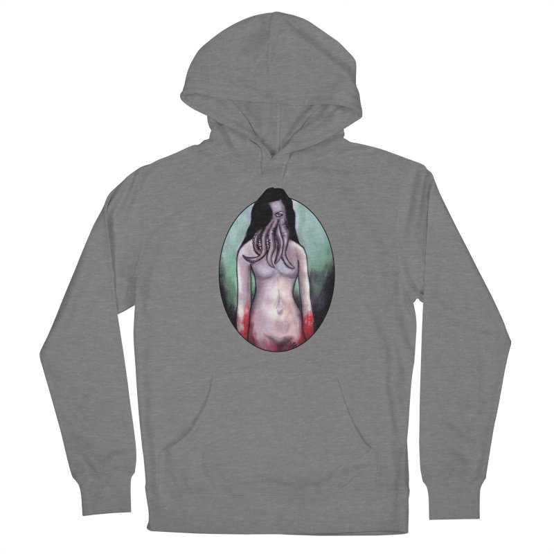 Someone Sent You Something Satanic Women's Pullover Hoody by Zombie Rust's Artist Shop