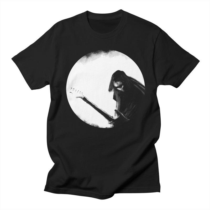 Shoegaze Men's T-Shirt by Zombie Rust's Artist Shop