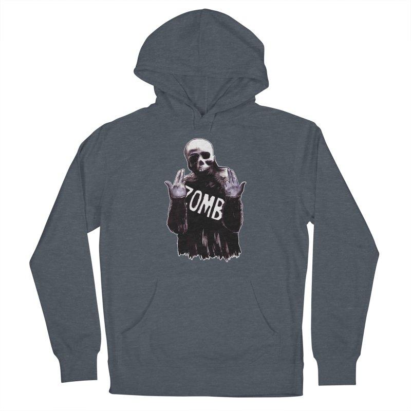 Keywords Men's Pullover Hoody by Zombie Rust's Artist Shop