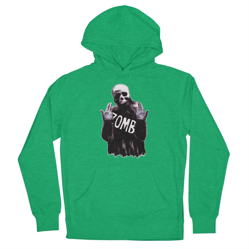 Keywords Women's Pullover Hoody by Zombie Rust's Artist Shop