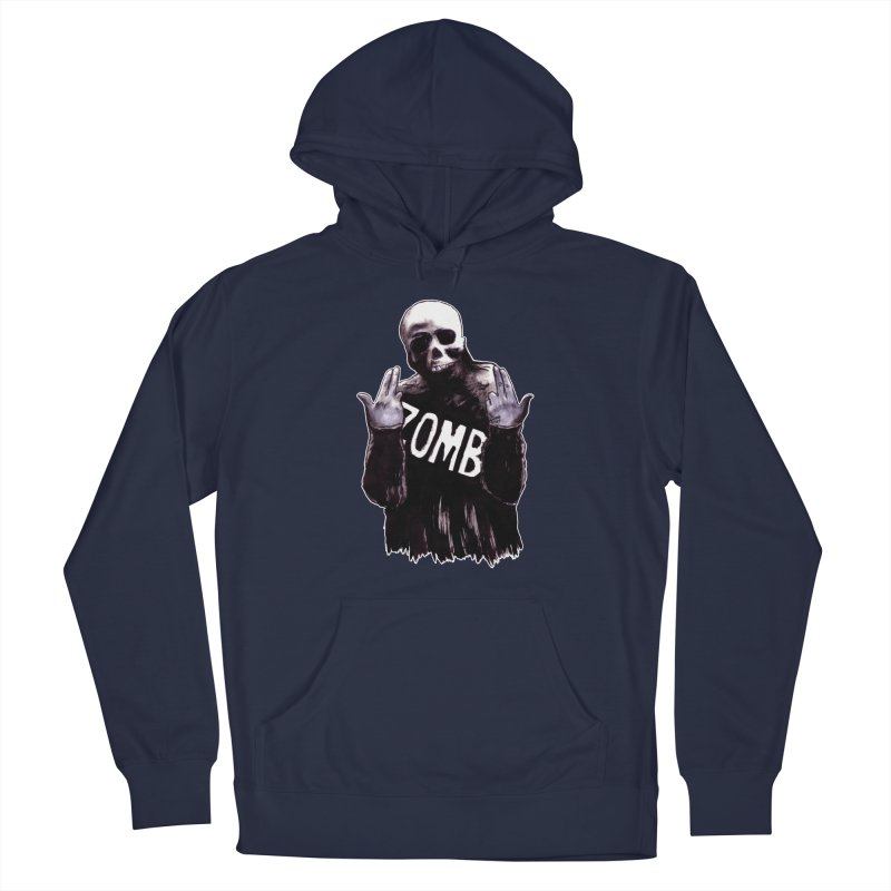 Keywords Men's Pullover Hoody by Zombie Rust's Artist Shop