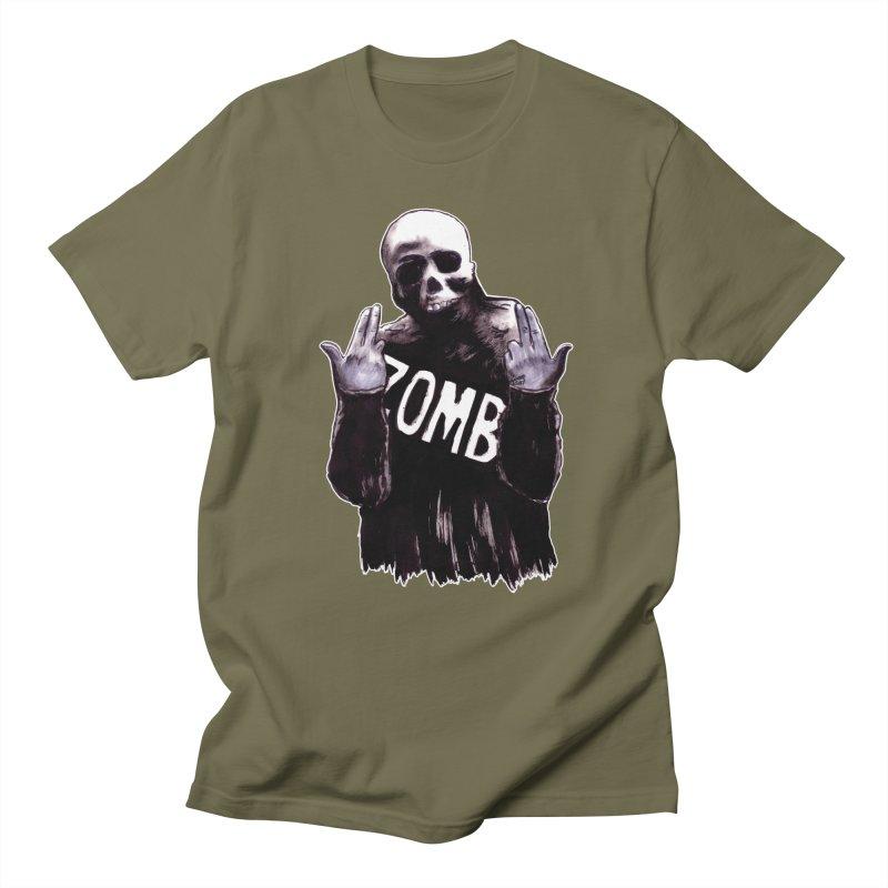 Keywords Men's T-Shirt by Zombie Rust's Artist Shop